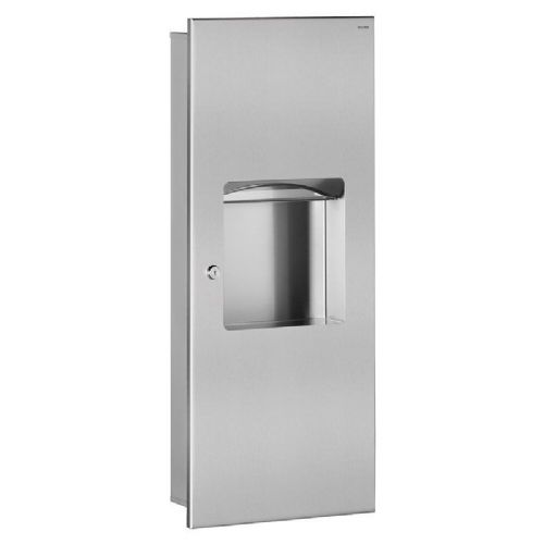Delabie Wall-Recessed Washroom Accessories
